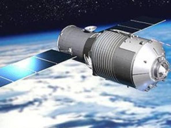 Stazione spaziale cinese cadrà sulla Terra in Italia?